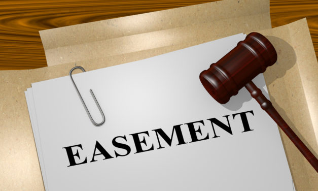 Common Encumbrances: What Is an Easement and Does It Transfer to a New Owner?