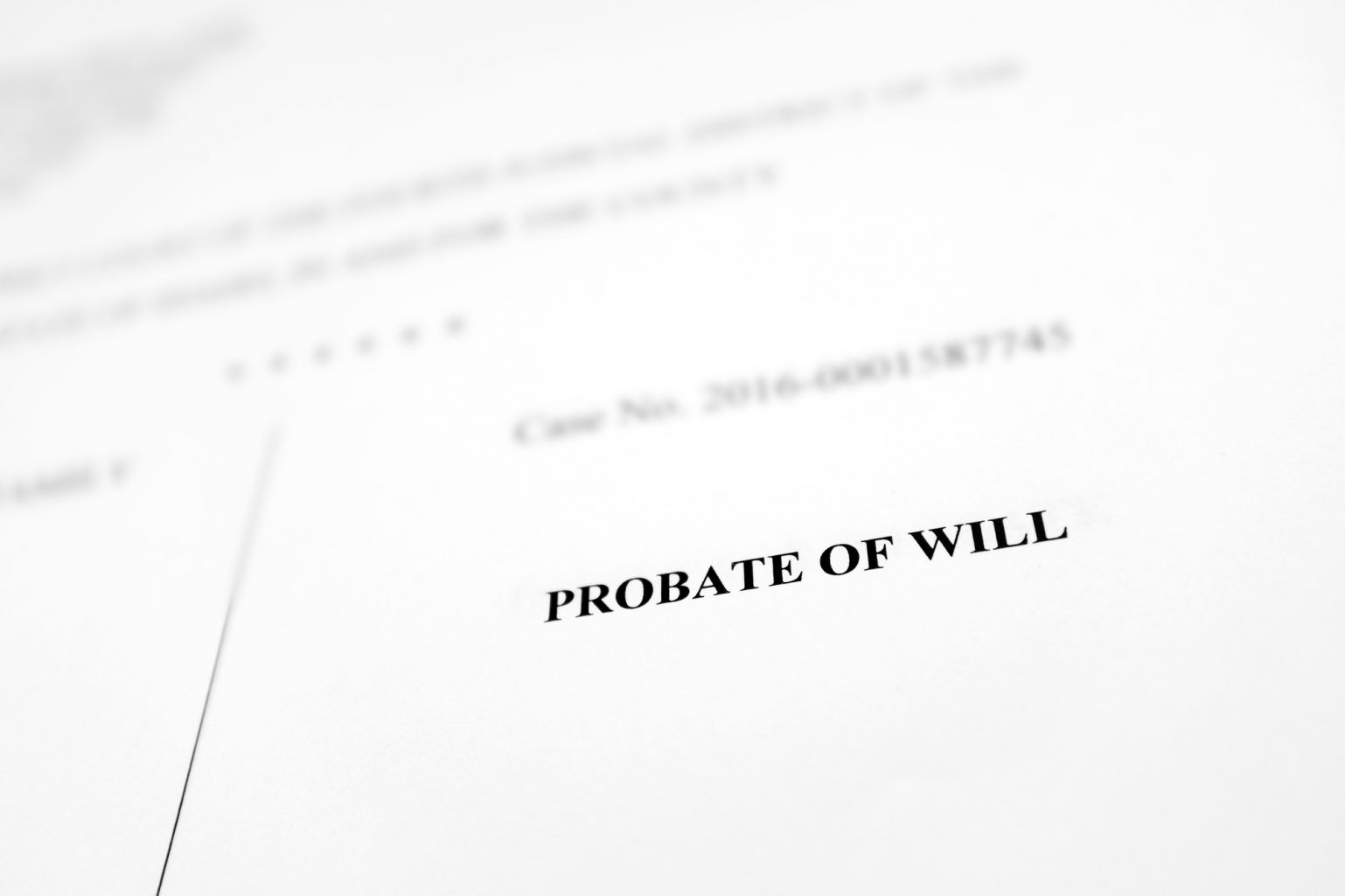 Probate Litigation: How to Deal With Estate Disputes